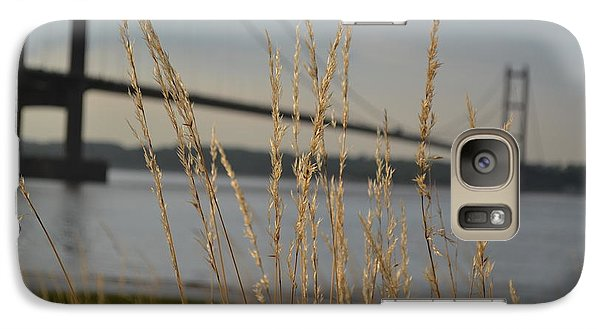 Wasting Time By The Humber Galaxy S7 Case