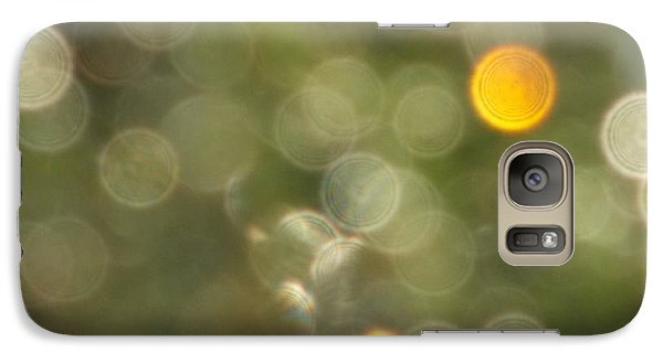 Galaxy Case featuring the photograph  Sacred Water by Deborah Moen
