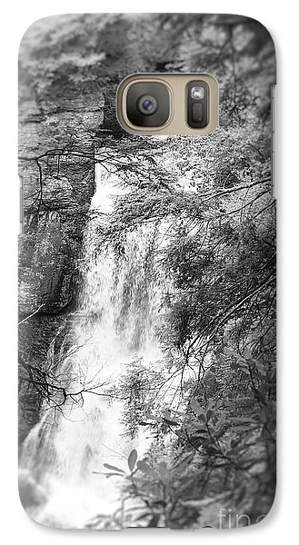 Galaxy Case featuring the photograph Water Falls by Paul Cammarata