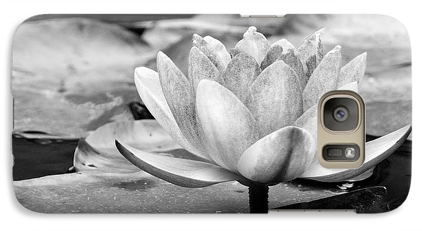 Galaxy Case featuring the photograph Water Lily by Michelle Joseph-Long