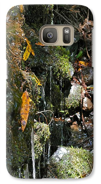 Galaxy Case featuring the photograph Water Of Life by Michele Myers