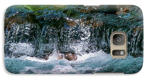 Galaxy Case featuring the photograph Waterflow by Dennis Bucklin