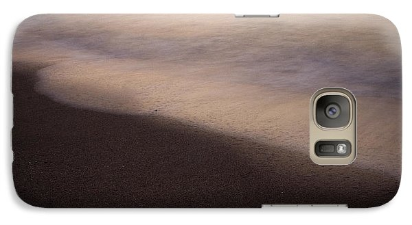 Galaxy Case featuring the photograph Waves by Bradley R Youngberg