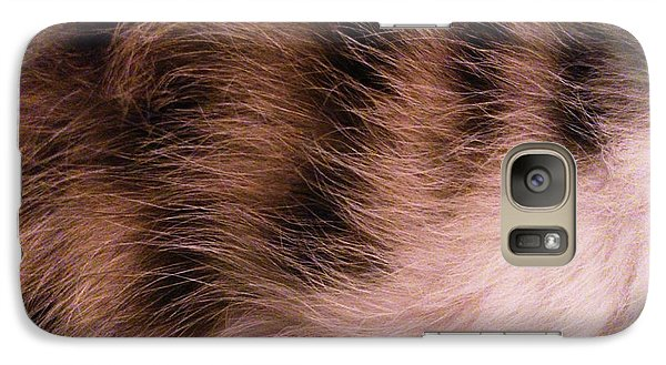 Galaxy Case featuring the photograph Waves by Lucy D