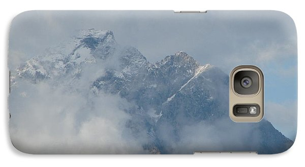 Galaxy Case featuring the photograph Way Up Here by Greg Patzer