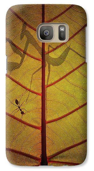 Ant Galaxy S7 Case - Wayang by Dedy Gunawan