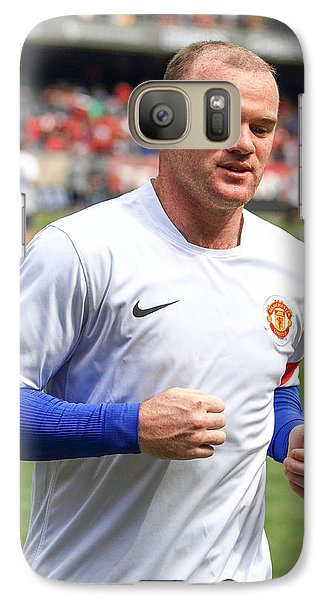 Wayne Rooney 5 Galaxy S7 Case