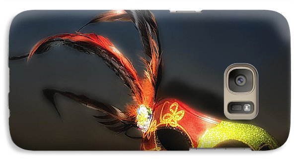 Galaxy Case featuring the photograph We All Have One  ... by Chuck Caramella