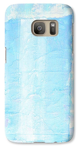Galaxy Case featuring the painting We Will Take To Sky by Asha Carolyn Young