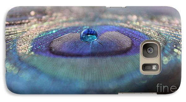 We Won't Say Goodbye Galaxy Case by Krissy Katsimbras