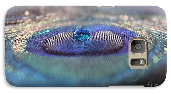 We Won't Say Goodbye Galaxy S7 Case by Krissy Katsimbras