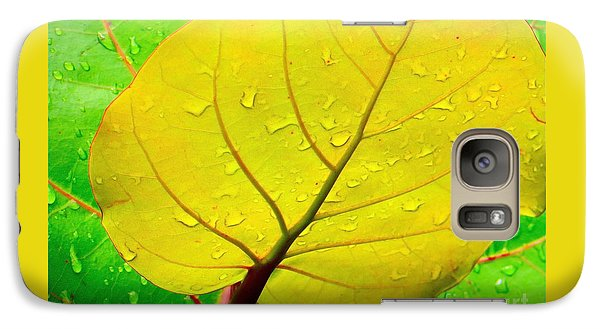 Galaxy Case featuring the photograph Weathered by Joy Hardee