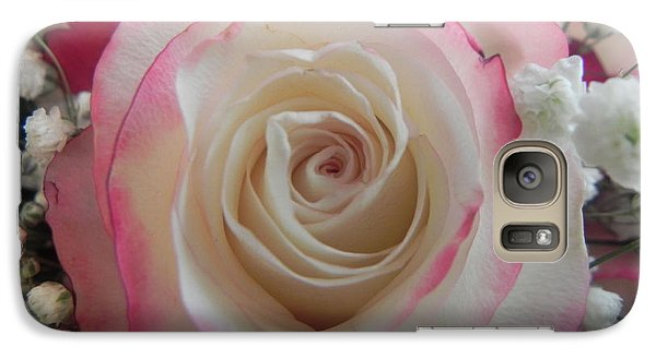 Galaxy Case featuring the photograph Wedding Bouquet by Deb Halloran