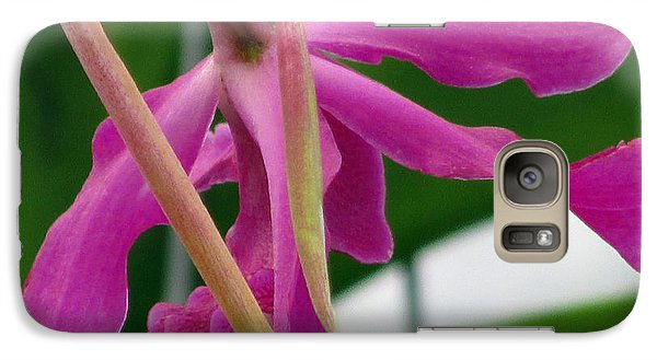 Galaxy Case featuring the photograph Weeping by Debi Singer