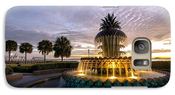 Galaxy Case featuring the photograph Welcome To Charleston by Serge Skiba