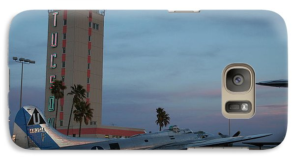 Galaxy Case featuring the photograph Welcome To Tucson by David S Reynolds