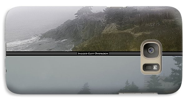 Galaxy Case featuring the photograph We'll Keep The Light On For You by Marty Saccone