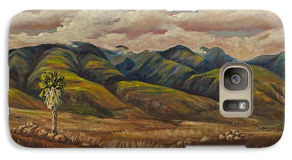 Galaxy Case featuring the painting West Maui Splender  by Darice Machel McGuire