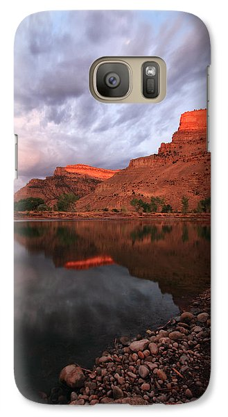 Galaxy Case featuring the photograph Western Colorado by Ronda Kimbrow