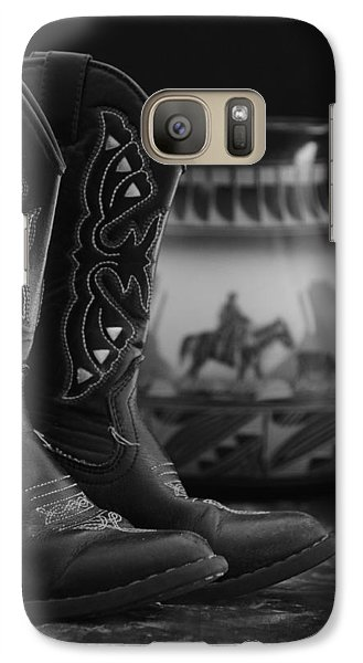 Galaxy Case featuring the photograph Western Still Life 2 by Kenny Francis