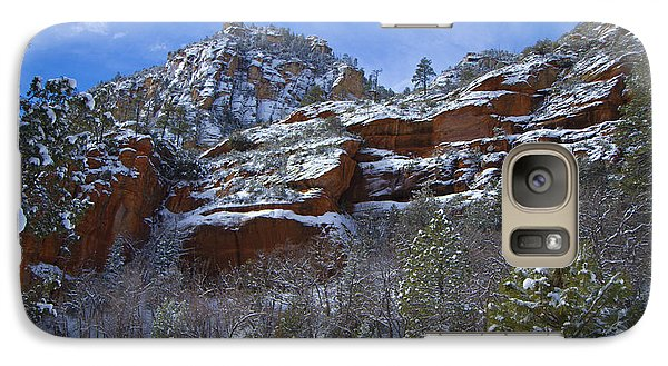 Galaxy Case featuring the photograph Westfork Captivates by Tom Kelly