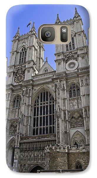 Westminster Abbey Galaxy S7 Case - Westminster Abbey. by Fernando Barozza