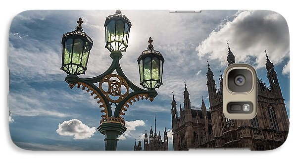 Galaxy Case featuring the photograph Westminster by Matt Malloy