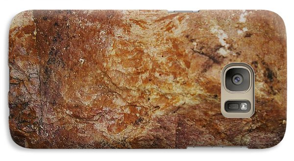 Galaxy Case featuring the photograph Wet Rock by J L Zarek