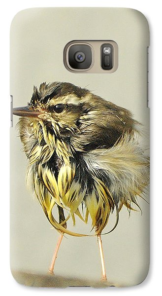 Wet Warbler Galaxy S7 Case