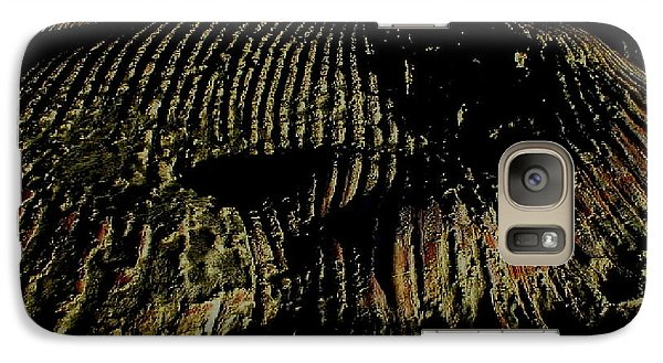 Galaxy Case featuring the photograph Whale On Stinson Beach 2 by Rachel Lowry