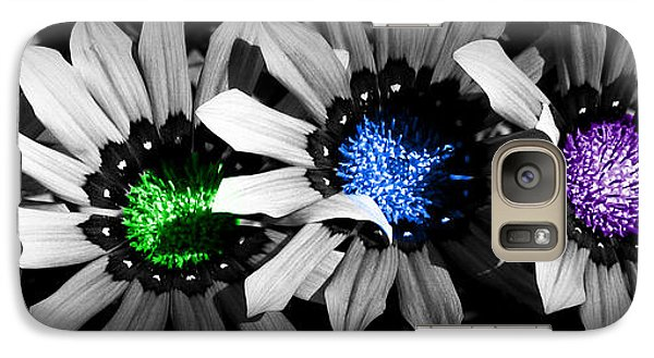 Galaxy Case featuring the photograph Colored Blind by Janice Westerberg