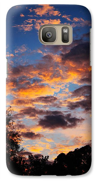 Galaxy Case featuring the photograph What Is Gold Can Not Stay by Richard Stephen