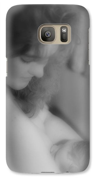 Galaxy Case featuring the photograph What Love Looks Like by Katie Wing Vigil