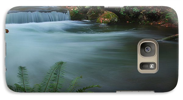 Galaxy Case featuring the photograph Whatcom Falls Park by Jacqui Boonstra