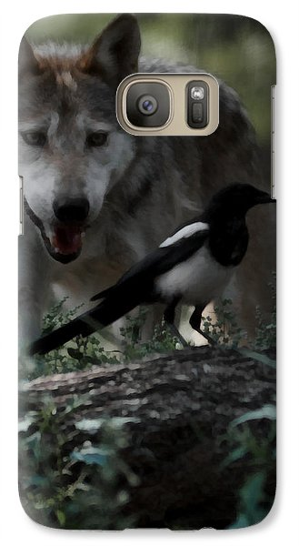 Whats For Dessert Galaxy Case by Ernie Echols