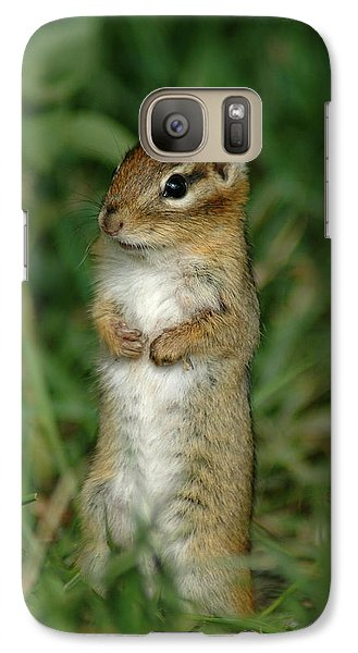 Galaxy Case featuring the photograph Whats Up by Sandra Updyke