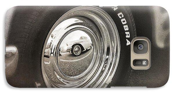 Galaxy Case featuring the photograph Wheel On Wheel by Paul Cammarata