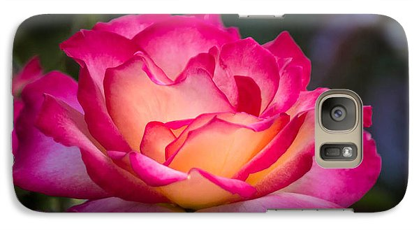 Galaxy Case featuring the photograph When It's Love by Patricia Babbitt