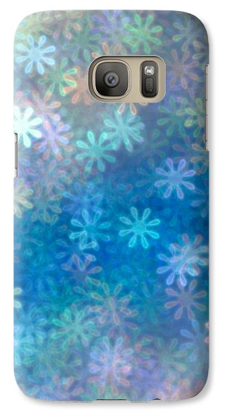 Galaxy Case featuring the photograph Where Have All The Flowers Gone by Dazzle Zazz