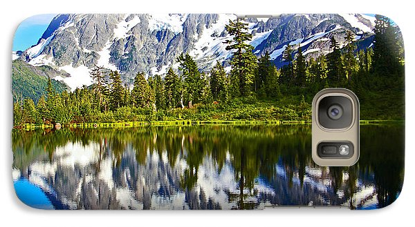 Galaxy Case featuring the photograph Where Is Up And Where Is Down by Eti Reid
