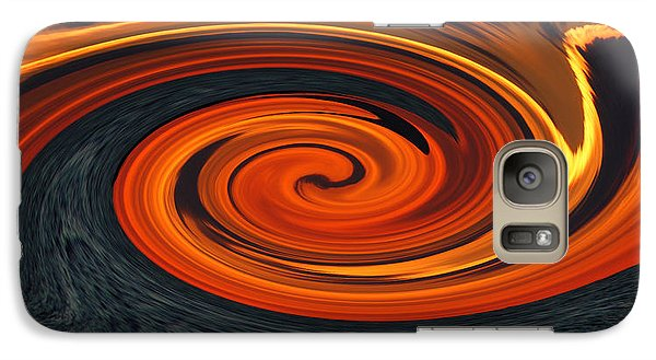 Galaxy Case featuring the photograph Whirlpool by Aimee L Maher Photography and Art Visit ALMGallerydotcom
