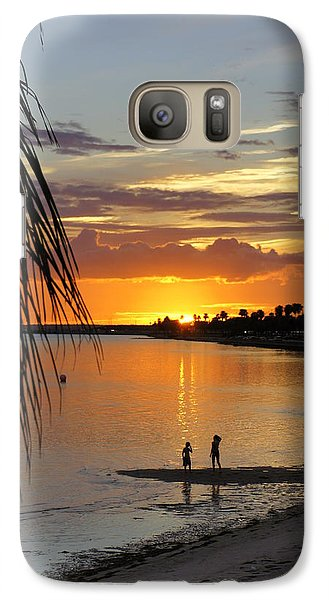 Galaxy Case featuring the photograph Whiskey Joe's by Laurie Perry