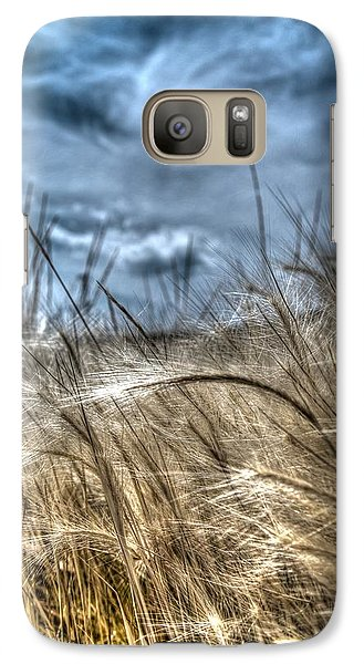Galaxy Case featuring the photograph Whisper From Above  by Kevin Bone