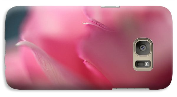 Galaxy Case featuring the photograph Whispers by Stacey Zimmerman