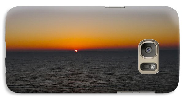 Galaxy Case featuring the photograph Whispered Message At Sunrise by Rhonda McDougall