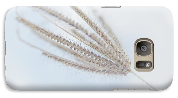 Galaxy Case featuring the photograph Whispering Weed by Vicki Ferrari