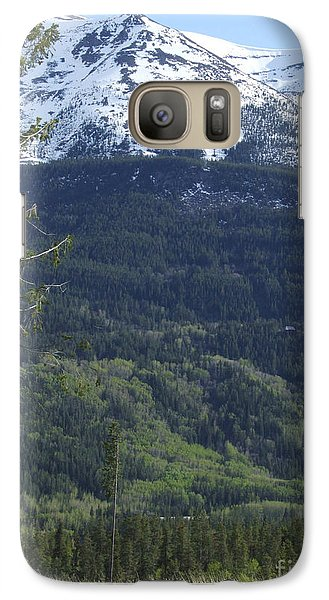 Galaxy Case featuring the photograph Whistler - Jasper - Canada by Phil Banks