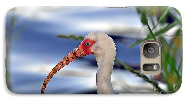 Intriguing Ibis Galaxy Case by Al Powell Photography USA