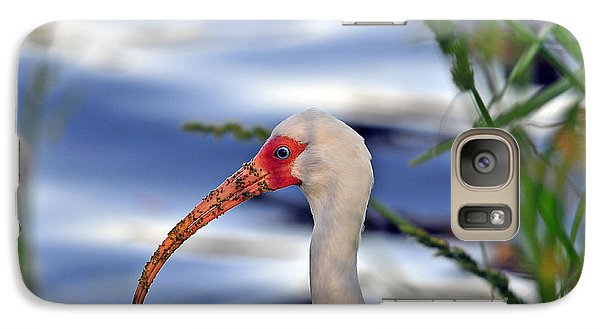 Intriguing Ibis Galaxy S7 Case