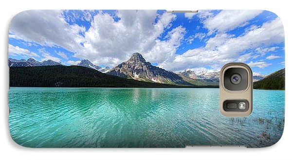 Galaxy Case featuring the photograph White Pyramid by David Andersen